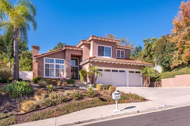 1383 Oakridge Court, Thousand Oaks, CA 91362 (#220011031) :: American Real Estate List & Sell
