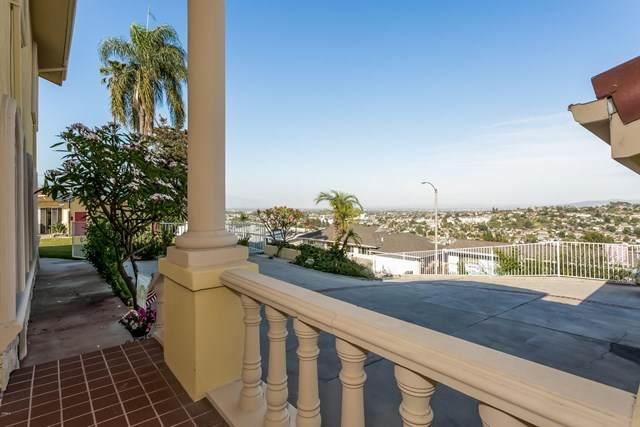 333 Montechico Drive, Monterey Park, CA 91754 (#P1-2360) :: RE/MAX Masters
