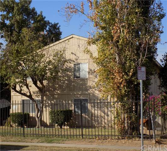 337 N Thesta Street 1-202, Fresno, CA 93701 (#FR20242884) :: eXp Realty of California Inc.