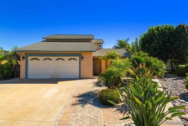10439 Nubbin Ct, Santee, CA 92071 (#200052109) :: American Real Estate List & Sell