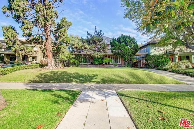 238 S Norton Avenue, Los Angeles (City), CA 90004 (#20661110) :: The Costantino Group | Cal American Homes and Realty