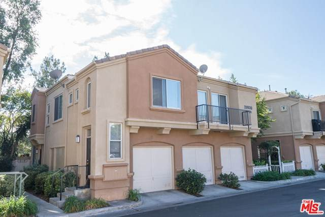 26939 Hillsborough #19, Santa Clarita, CA 91354 (#20661878) :: Crudo & Associates