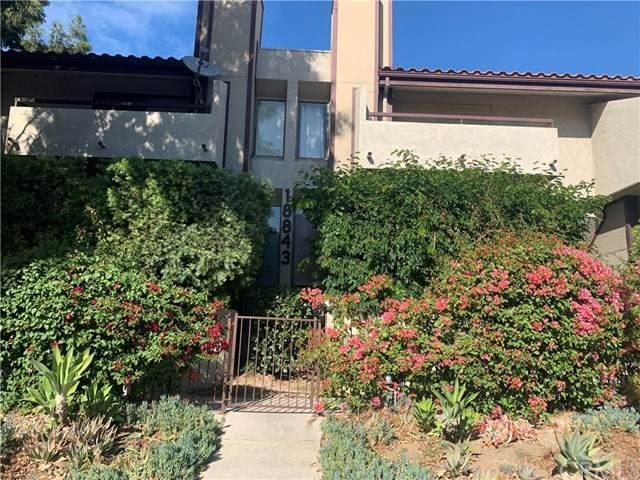 18843 Hatteras Street #2, Tarzana, CA 91356 (#OC20240022) :: Steele Canyon Realty