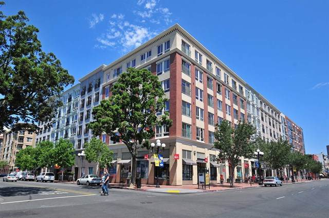450 J Street #5121, San Diego, CA 92101 (#200052174) :: Twiss Realty