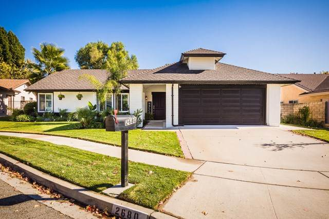 2680 Samantha Court, Simi Valley, CA 93063 (#220011049) :: Steele Canyon Realty