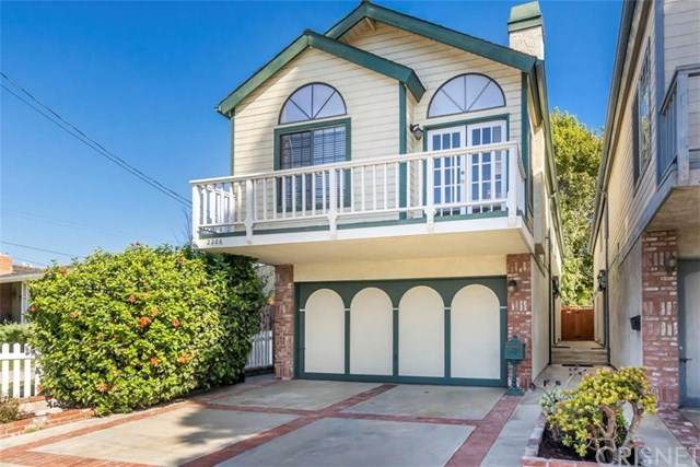 2206 Prospect Avenue, Hermosa Beach, CA 90254 (#SR20238746) :: Re/Max Top Producers