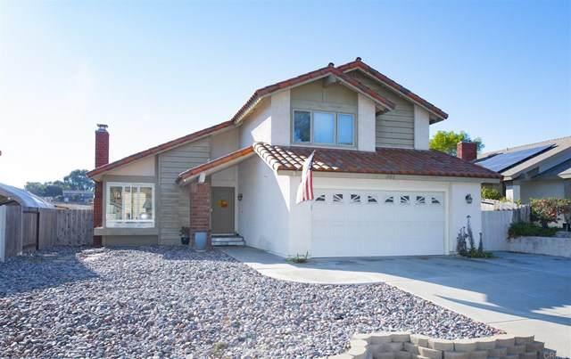 351 Islander, Oceanside, CA 92054 (#NDP2002800) :: American Real Estate List & Sell