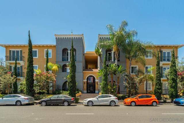 4080 Front St #307, San Diego, CA 92103 (#200052195) :: The Costantino Group | Cal American Homes and Realty
