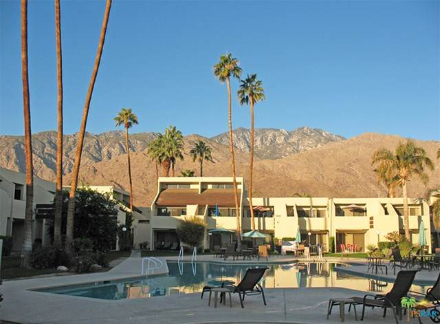 1655 E Palm Canyon Drive #320, Palm Springs, CA 92264 (#20661530) :: Team Forss Realty Group