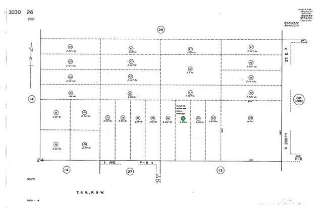 0 Vac/Vic Avenue P8/198 Ste, Lake Los Angeles, CA 93591 (#CV20243896) :: Bathurst Coastal Properties