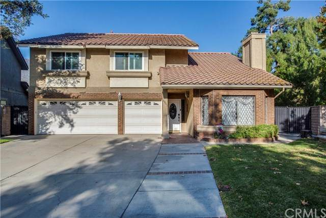 6899 Starline Street, La Verne, CA 91750 (#CV20243906) :: Steele Canyon Realty