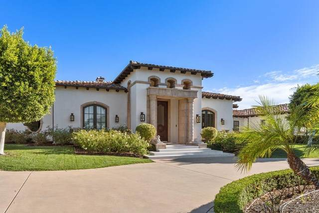 7164 Rancho La Cima Dr, Rancho Santa Fe, CA 92067 (#200052232) :: American Real Estate List & Sell