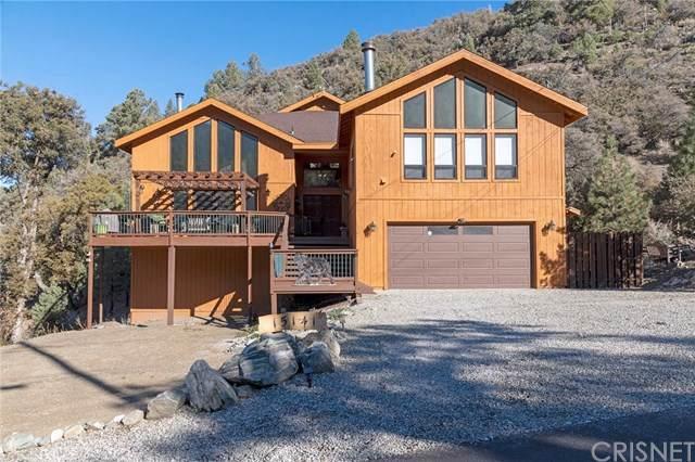 15141 Acacia Way, Pine Mountain Club, CA 93225 (#SR20243889) :: Veronica Encinas Team