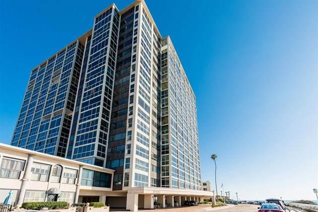 939 Coast Blvd. 16F, La Jolla, CA 92037 (#200052237) :: American Real Estate List & Sell