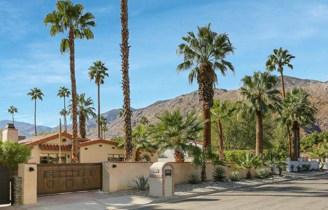 219 E Palo Verde Avenue, Palm Springs, CA 92264 (#219053436PS) :: American Real Estate List & Sell