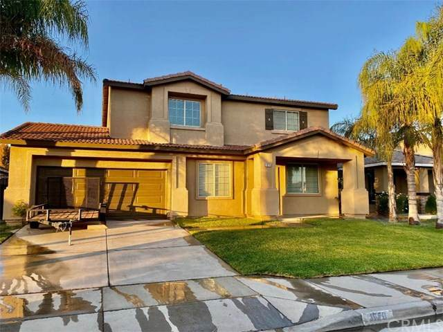 1570 Ranch Street, Perris, CA 92571 (#IV20244055) :: McKee Real Estate Group Powered By Realty Masters & Associates