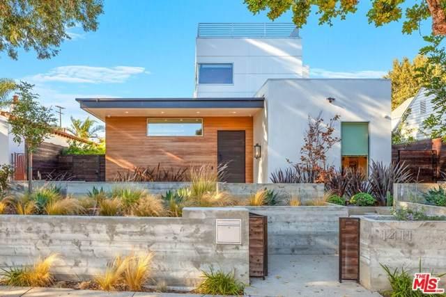 1411 Hill Street, Santa Monica, CA 90405 (#20662056) :: Powerhouse Real Estate