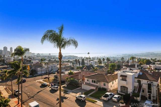 2445 Brant St #505, San Diego, CA 92101 (#200052260) :: Twiss Realty