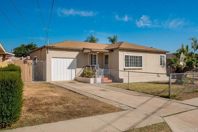 129 S Drexel Avenue, National City, CA 91950 (#PTP2001605) :: Bathurst Coastal Properties