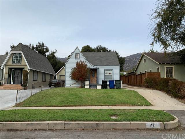 71 W Harriet Street, Altadena, CA 91001 (#CV20244222) :: Crudo & Associates