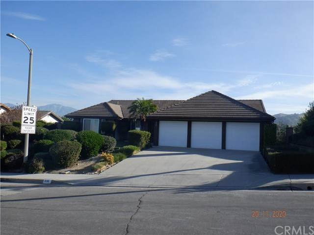 836 S Easthills Drive, West Covina, CA 91791 (#IV20244010) :: American Real Estate List & Sell