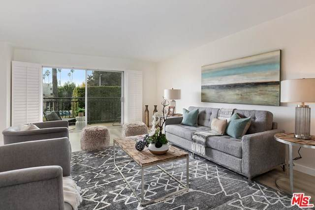 608 Idaho Avenue #1, Santa Monica, CA 90403 (#20659312) :: Powerhouse Real Estate