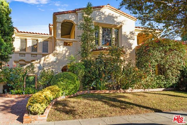318 S Spalding Drive, Beverly Hills, CA 90212 (#20661604) :: Powerhouse Real Estate