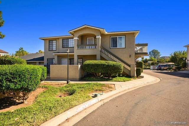 7986 Arly Ct #4, Santee, CA 92071 (#200052281) :: American Real Estate List & Sell