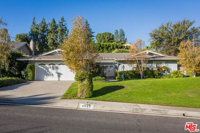 4025 Coldstream Terrace, Tarzana, CA 91356 (#20662500) :: American Real Estate List & Sell