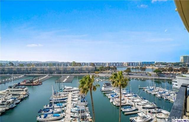4267 Marina City Drive #410, Marina Del Rey, CA 90292 (#320004118) :: The Veléz Team