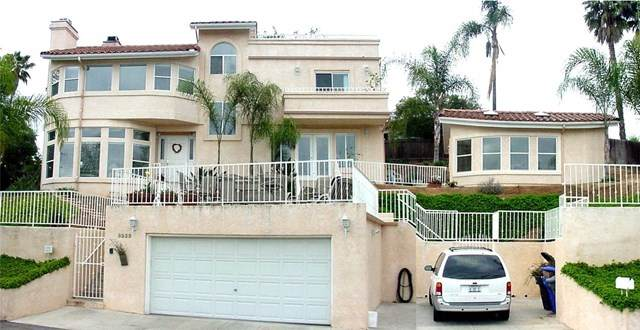 8939 Alpine Avenue, La Mesa, CA 91941 (#OC20244255) :: Bathurst Coastal Properties