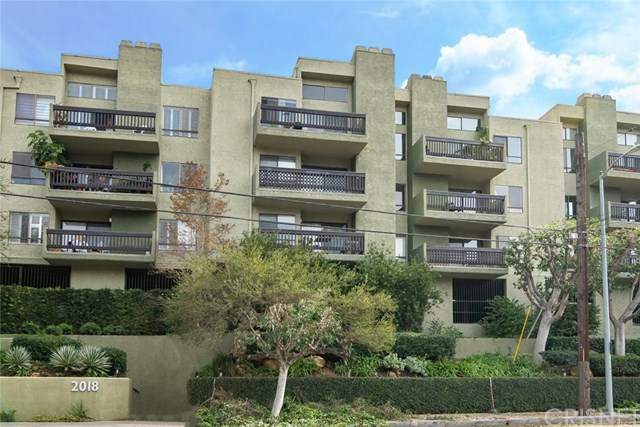 2018 Griffith Park Boulevard #309, Silver Lake, CA 90039 (#SR20244120) :: Steele Canyon Realty