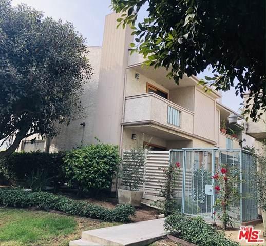 2016 Euclid Street #9, Santa Monica, CA 90405 (#20662516) :: Powerhouse Real Estate