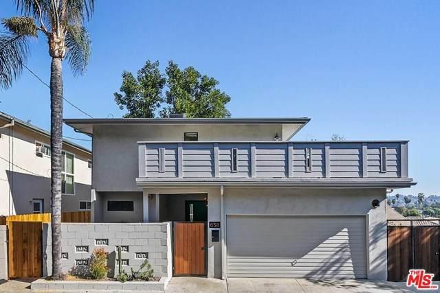 638 N Avenue 48, Los Angeles (City), CA 90042 (#20660428) :: Bathurst Coastal Properties
