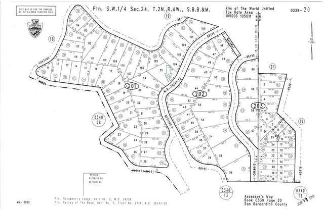 0 Chillon Drive, Crestline, CA 92325 (#CV20244368) :: Crudo & Associates