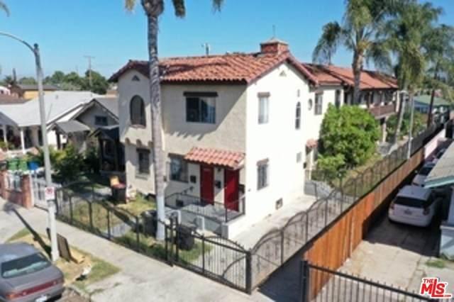 3795 S St Andrews Place, Los Angeles (City), CA 90018 (#20662590) :: Bathurst Coastal Properties