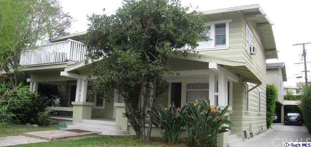 1800-1802 N Kenmore Avenue, Hollywood, CA 90027 (#320004128) :: RE/MAX Masters