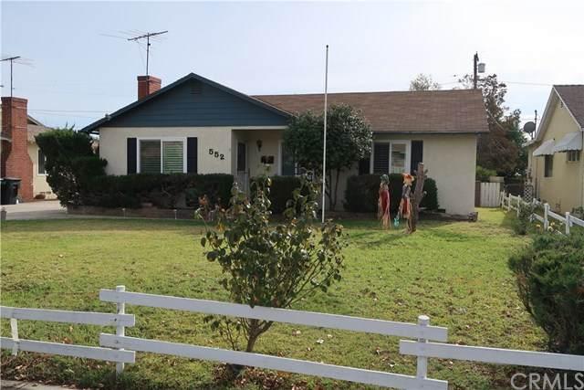 552 E Hawthorne Street, Ontario, CA 91764 (#IV20244407) :: American Real Estate List & Sell