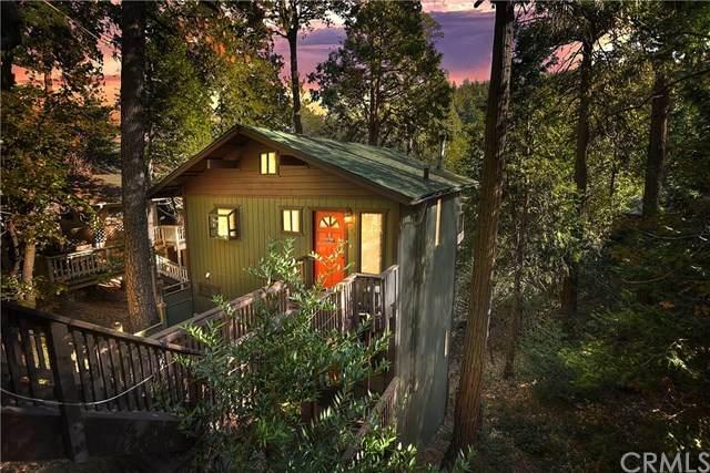 849 Deer Trail, Crestline, CA 92325 (#EV20241401) :: Compass