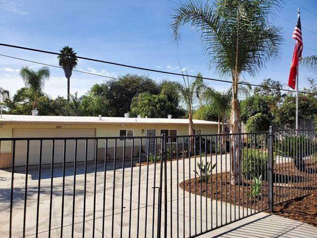 1021 Hillcrest Lane, Fallbrook, CA 92028 (#NDP2002837) :: Steele Canyon Realty