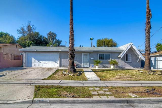 422 Osage St, Spring Valley, CA 91977 (#200052306) :: American Real Estate List & Sell