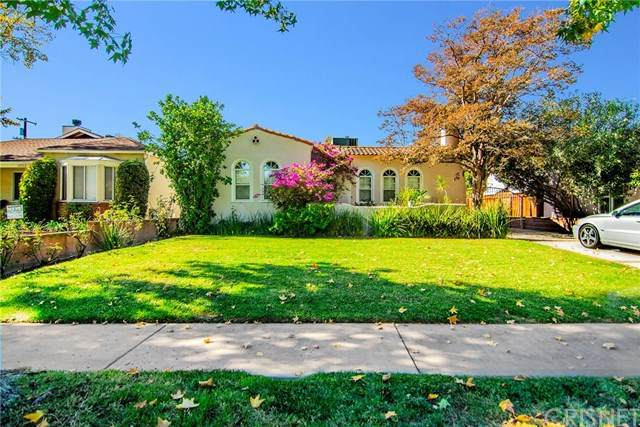 5709 Beck Avenue, North Hollywood, CA 91601 (#SR20244414) :: Zutila, Inc.