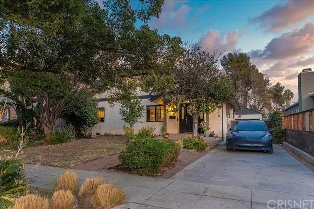 5110 Greenbush Avenue, Sherman Oaks, CA 91423 (#SR20242759) :: Mainstreet Realtors®