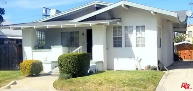 2255 W 29Th Street, Los Angeles (City), CA 90018 (#20662152) :: Crudo & Associates