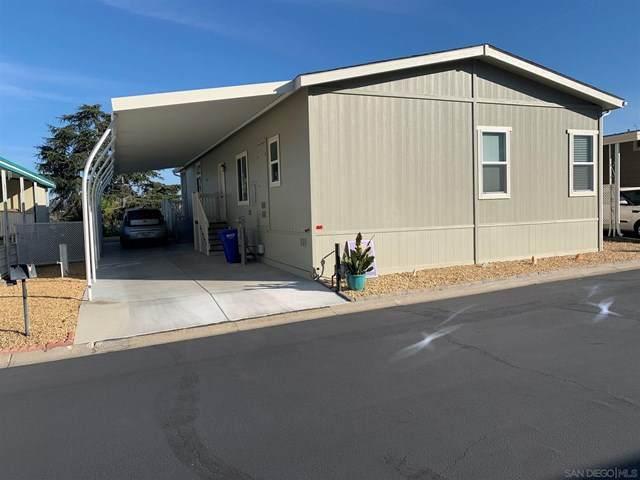 444 N N El Camino Real Spc 93, Encinitas, CA 92024 (#200052325) :: Bathurst Coastal Properties