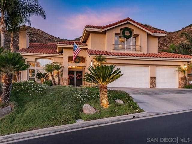 2529 Castellon Terrace, El Cajon, CA 92019 (#200052327) :: American Real Estate List & Sell