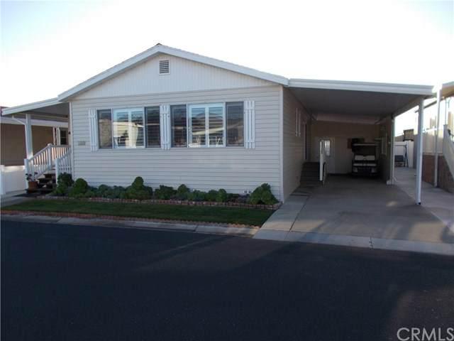 140 S Dolliver Street #128, Pismo Beach, CA 93449 (#PI20244567) :: Crudo & Associates