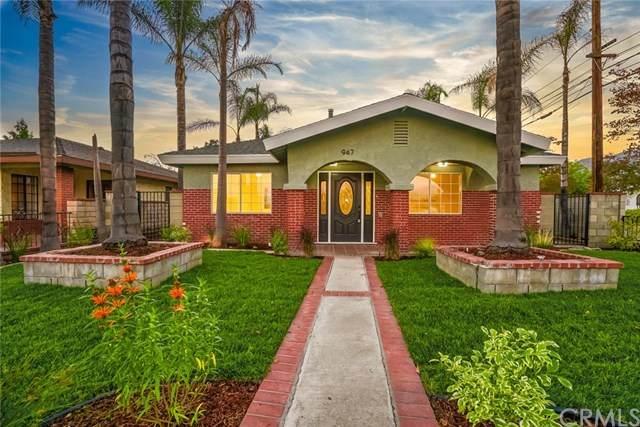 947 N Orange Avenue, Azusa, CA 91702 (#MB20243146) :: American Real Estate List & Sell