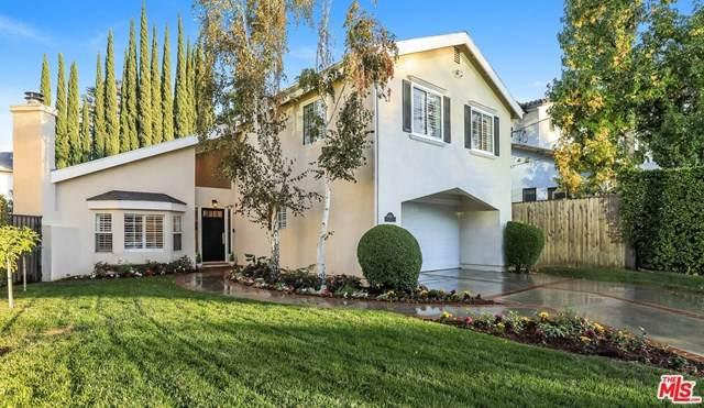 4342 Noble Avenue, Sherman Oaks, CA 91403 (#20662678) :: Mainstreet Realtors®