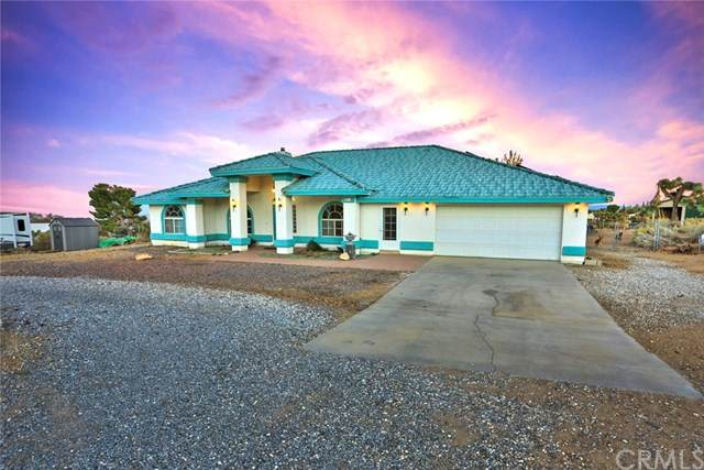 9211 Avalon Road, Pinon Hills, CA 92372 (#CV20243933) :: American Real Estate List & Sell
